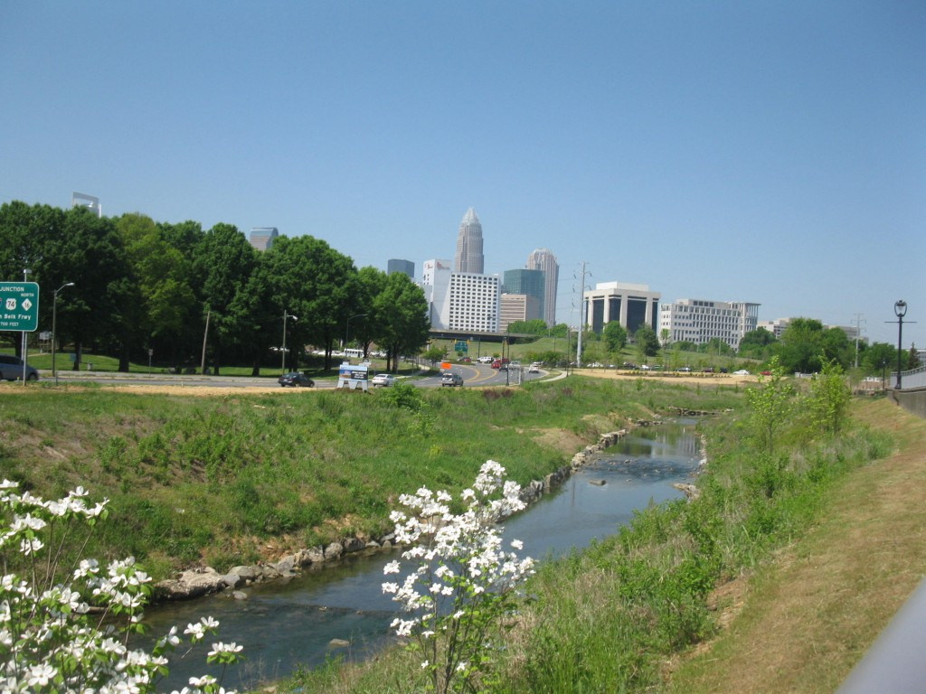 Little Sugar Creek, Charlotte, NC
