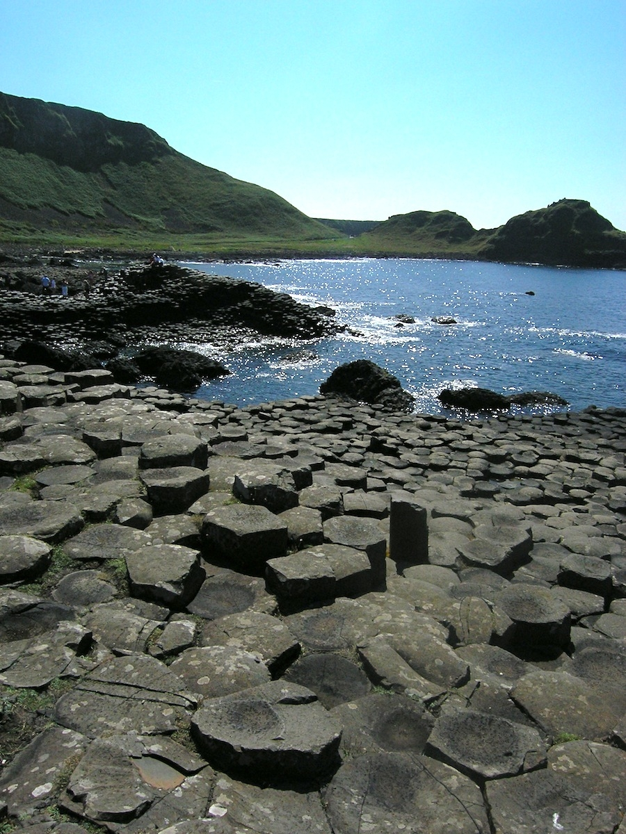 The Giant's Causeway, Northern Ireland. Photo: Chris Rowan, 2013