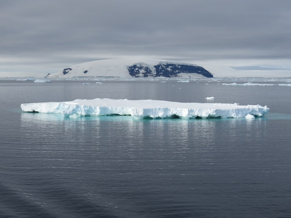 Antarctic Sound, 22 December 2013, photo by A. Jefferson
