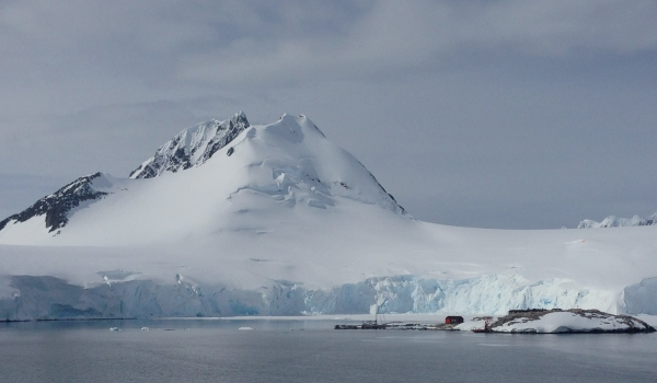 Little Port Lockroy, one of the first permanent bases to be constructed in Antarctic