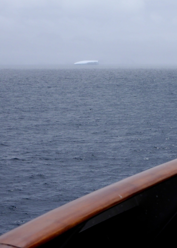 Iceberg in the Drake Passage