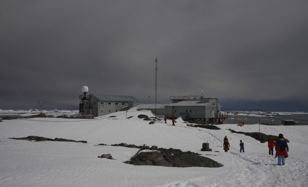 Vernadsky Base, the Argentine Islands, Antarctica. Photo: Chris Rowan, 2013.