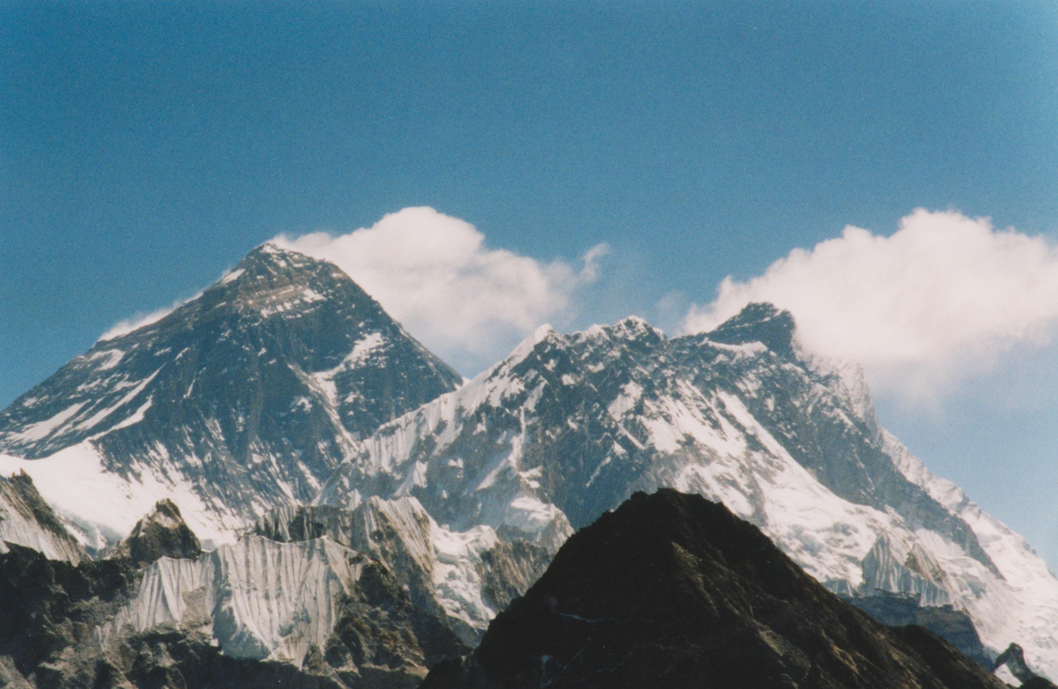 the geology of mount everest metageologist looking