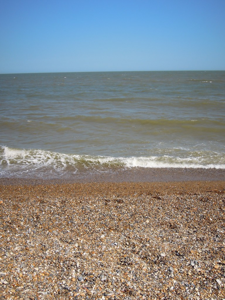 sea at Dunwich