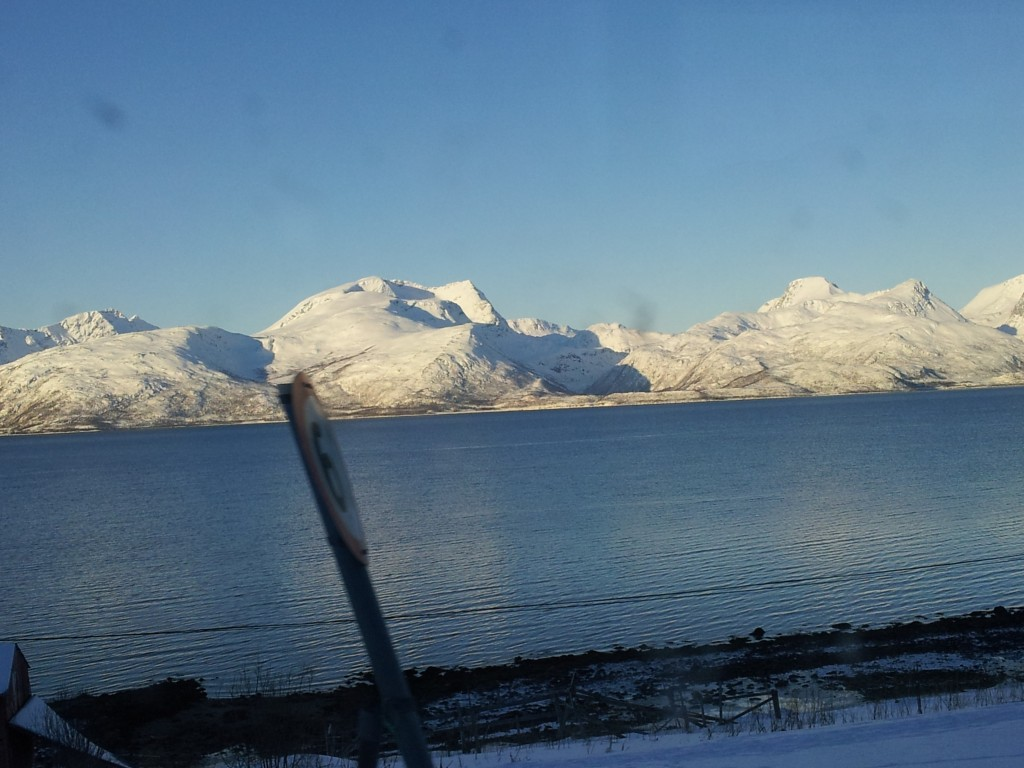 Road to Oldervik